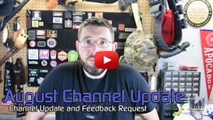 August 2017 Channel Update Website