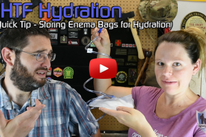 SHTF Hydration Quick Tip – Enema Bags