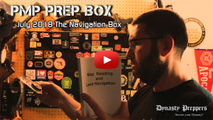 July Prep Box - Navigation Box