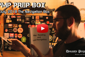 July 2018 Prep Box The Navigation Box