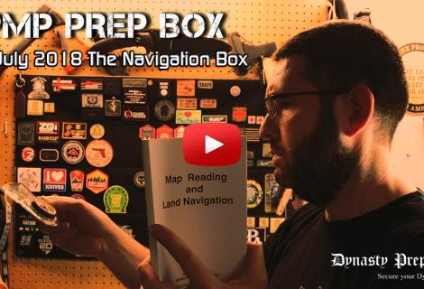 July 2018 Prep Box The Navigation Box