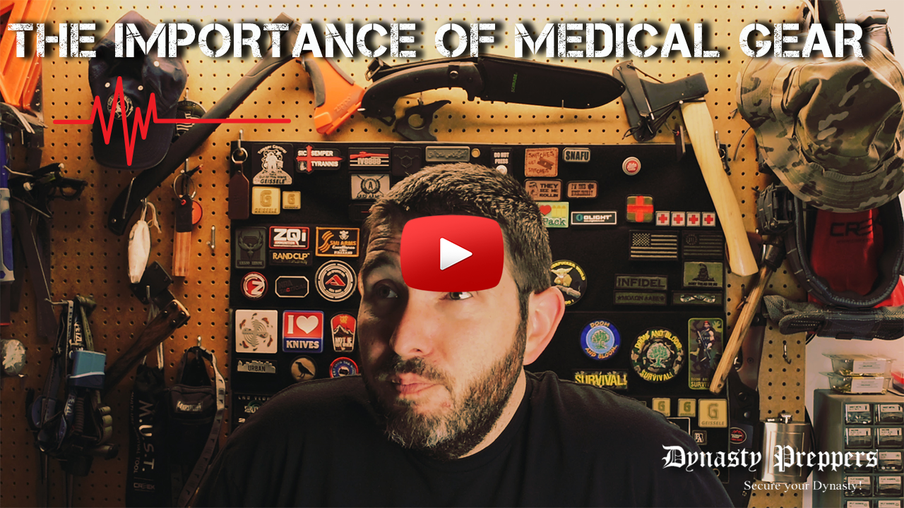 The Importance of Medical Gear for Preparedness