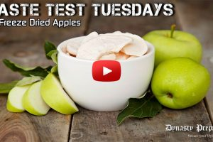Valley Food Storage Freeze Dried Apples
